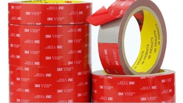 3M VHB 胶带的设计及优势