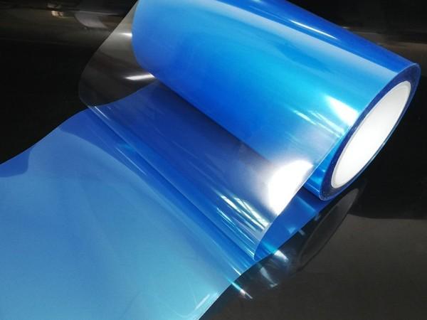 3M胶带331T 331S透明蓝色保护膜 PE压敏胶 厚度0.06mm 可定制