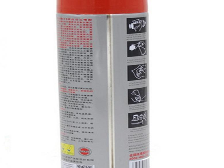 固尔奇655银丝绣花喷胶 高粘度环保锈花万能胶喷胶 装裱喷胶450g