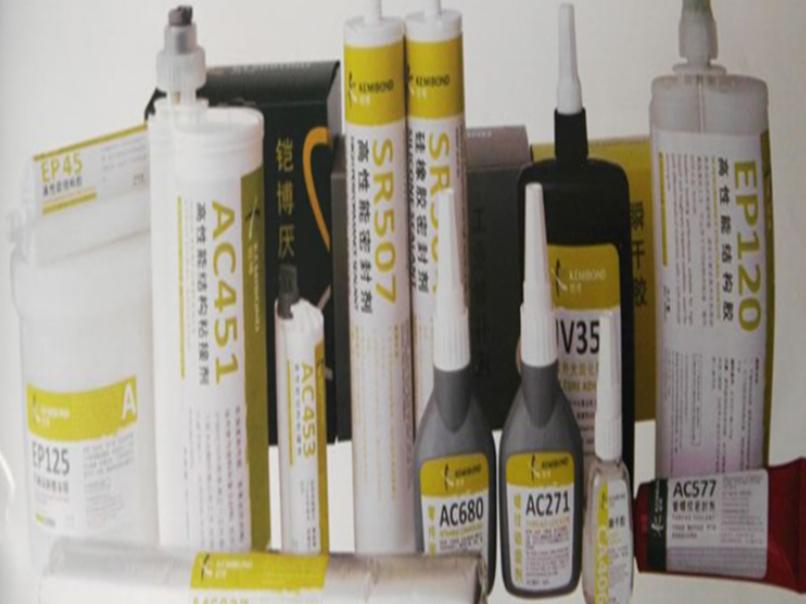 供应铠博UV352紫外光固化胶 适用塑料 玻璃 金属胶粘剂 250g/瓶