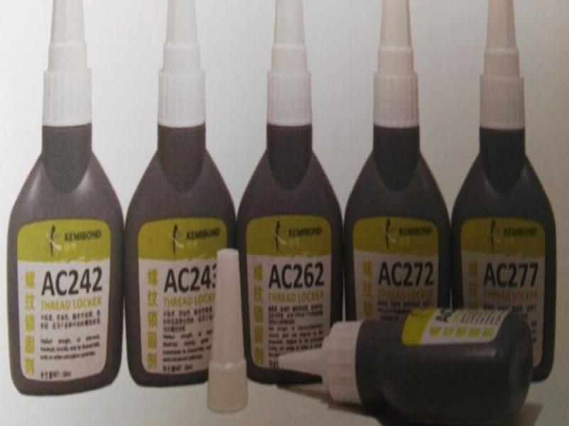 铠博AC243螺纹锁固剂 螺丝胶 防松耐油厌氧胶 不含溶剂 室温固化