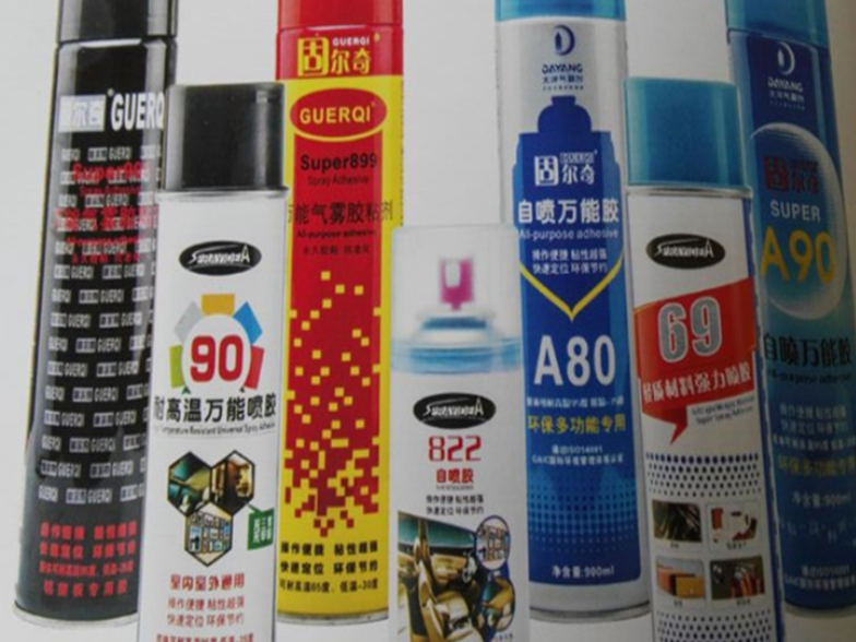 供应固尔奇A90万能气雾胶粘剂 铝塑板专用喷胶 广告贴纸胶 900ml