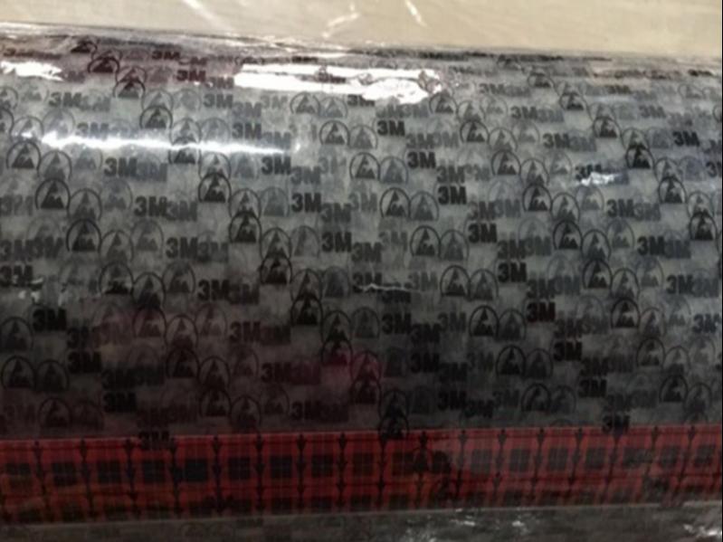原装3m40#防静电胶带 3m特种电气胶带 透明耐高温 模切加工