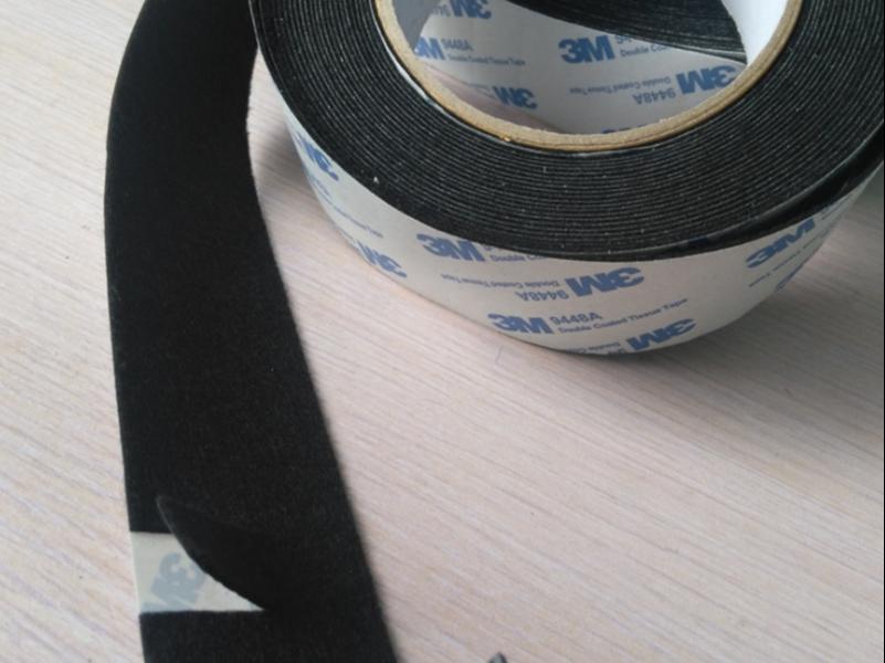 3M9448黑色双面胶带