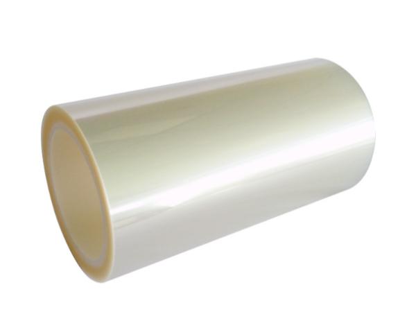 工厂供应PU压敏胶保护膜 不残胶 无胶印 显示器 手机屏幕保护膜