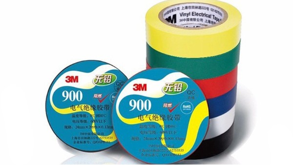 3M电工电气绝缘胶带介绍(二)