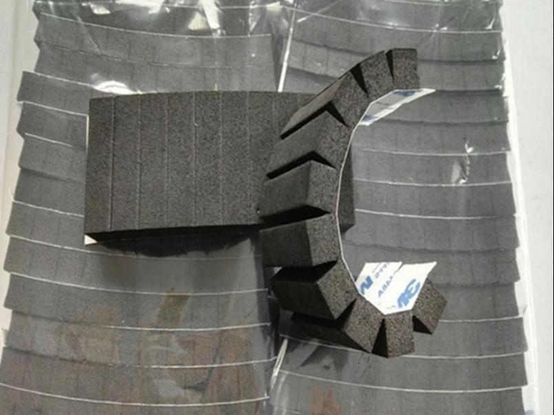 供应各类泡棉泡棉胶带泡棉内衬保护来样定制雕刻冲型 模切加工