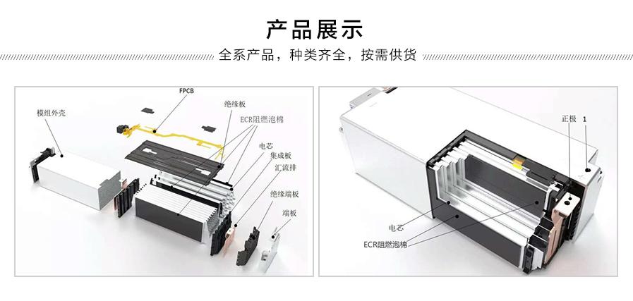 锂电池阻燃泡棉背胶加工B3