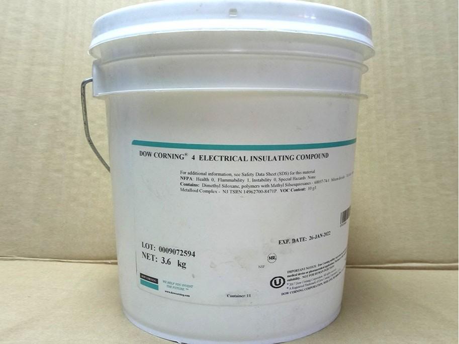 道康宁DC4电气绝缘润滑脂 耐高温防潮有机硅密封剂