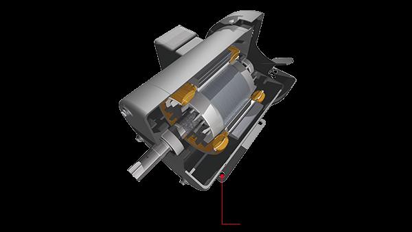 乐泰胶水在电机维护中的使用方案