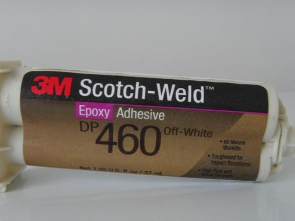 原装3m粘合剂 dp460胶水 环氧树脂结构胶 双组份常温固化剂 37ml