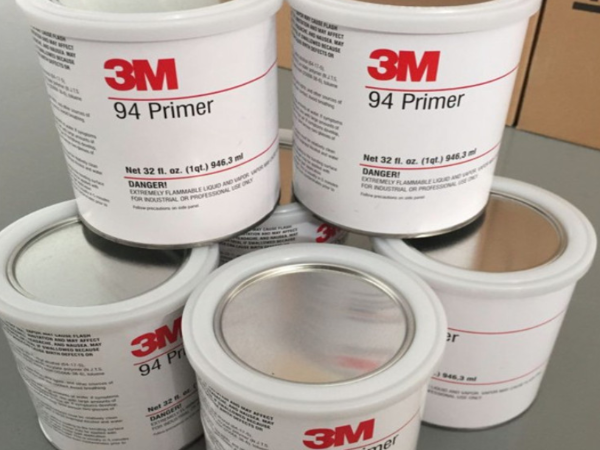 供应3m助粘剂 3m94底涂剂 橡胶表面处理剂 液体胶水946ml现货
