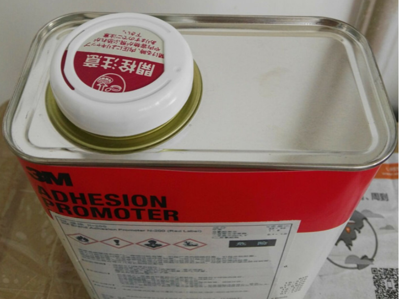 原装3m助粘剂 N-200复合型快速底涂胶水 表面处理剂 淡褐色1L