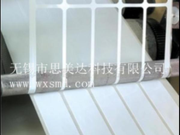 供应3m7605标签材料 哑白pvc不干胶材料 贴纸 标牌 定做模切